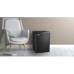 Réfrigérateur Mini Bar pose libre ou encastrable  35 L noir  BRANDY BEST...