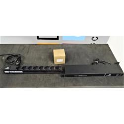 Lot accessoires pour amplificateur MONACOR VCA-202 / RCS85/SW / VCA 202 RN NEUF