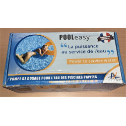 Kit pompe de dosage régulation chlore  pour piscine  jusqsu'à 90 m3 AVADY...