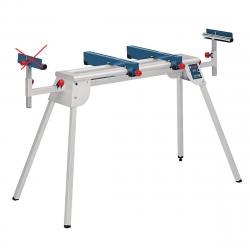 Table de travail Support pour scie à onglet Longueur 2600 mm BOSCH GTA 2600...
