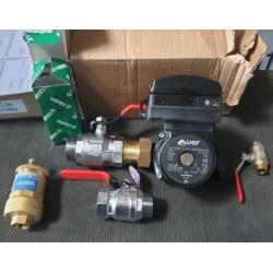 Kit pilote Megapac hydro électronique pour pompe à chaleur haute température...