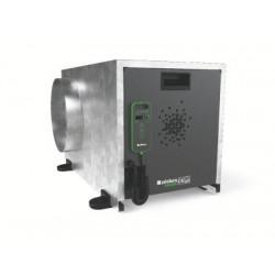 Caisson extraction d'air simple flux avec télécommande déportée 300 m3/h...