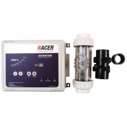 Electrolyseur pour piscine  jusqu'à 100 m3 d'eau RACER 21/100 C-11-201573 NEUF
