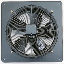 Ventilateur plat axial 5 pales faucilles  triphasé  2500 W EBM PASPT A3G 800...