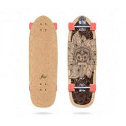 """Skate - Surf Skate Haute performance Longueur 81.3 cm Lakey Peak 32"""" YOW NEUF"""