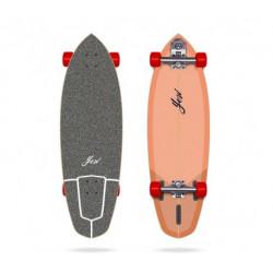 """Skate  Surf Skate Longueur 81.3 cm YOW Rapa Nui 32"""" yowjrapa-oran  NEUF"""