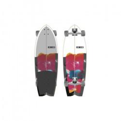 "Surf  Skate Longboard  LONG ISLAND Lombok  30"" NEUF"