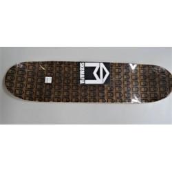 "Plateau Deck Skateboard  Brandon Turner Medi 8.25''x32""  SK8MAFIA SMBP9B03-02..."