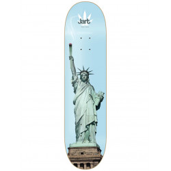 "Planche -  Deck de skateboard Weed Nation Liberty LC 8.375"" JART JABL9A18-03..."