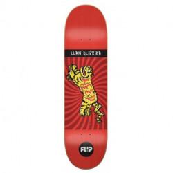 "Planche -  Deck de  skateboard FLIP 8.13"" FLBP9B02-04  Spiral Oliveira NEUF"