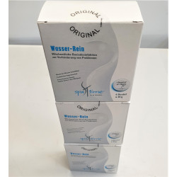Lot de 3 boites de 35 gr de désinfectant Plus pour spa BAYROL SPA TIME...