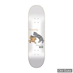 "Planche -  Deck de skateboard DENNY PHAMILY 8""13 FLIP FLBP9A10-02  NEUF"