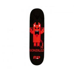 "Planche -  Deck de skateboard FLIP 8"" Gonzales Sprite FLBP9A01-03 NEUF"