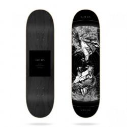 "Planche -  Deck de  skateboard Geri & Freki  8"" SOVRN SVBL9A12-04 NEUF"