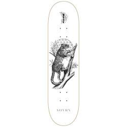 "Planche -  Deck de skateboard Felis  8.0"" SOVRN SVBL8C04-01 NEUF"