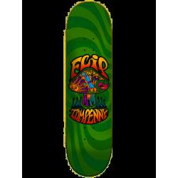 "Planche -  Deck de skateboard  FLIP 8.25"" Loveshroom Green FLBP9A03-01  NEUF"