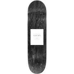 """Planche-  Deck  de skateboard Neomorpha 8.18"""" SOVRN SVBL8C05-02 NEUF"""