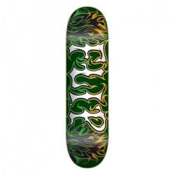 """Planche - Deck de  skateboard FLIP 8.0"""" Alchemy Green/Gold  FLBL9A01-02 NEUF"""
