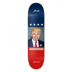 """Planche - Deck de skateboard JART 7.75""""x 31.15"""" Cut Off HC Zarazua..."""