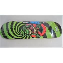 """Planche - Deck de skateboard JART 8.625""""Slimer JABL9A01-03 NEUF"""
