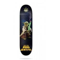 Planche - Deck de skateboard WEED NATION YODA 8.375 JART JABL9A18-01 NEUF