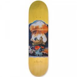 "Planche -  Deck de skateboard Delatorre Paper 8.125"" HABITAT HBBP9A04-02   NEUF"