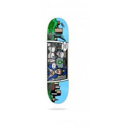 "Planche -  Deck de skateboard JART 8.25 "" XDXDXD JABL9A10-03   NEUF"