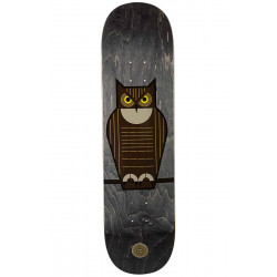 "Planche -  Deck  de skateboard HABITAT 8.375"" Mirtain Great Horned Owl..."