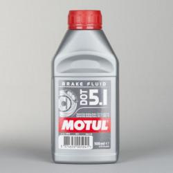 Bidon de 500 ml liquide de frein  MOTUL DOT 5.1  100950 NEUF