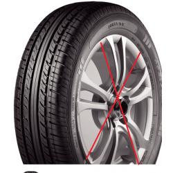 2 pneus 185 / 55R 14 80 H  FORTUNE Bora FSR801  NEUFS