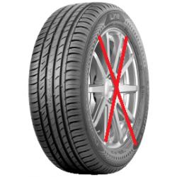 2 pneus 185 / 65 R15 88 T  NOKIAN ILINE pour berline NEUFS