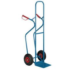 Chariot Diable Roues pneumatiques  MATADOR - Force 300 kg NEUF