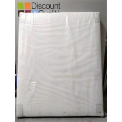 Sommier tapissier à lattes 200 x 60 x 15 cm  avec ses 5 pieds 1 personne NEUF...