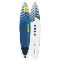 "Stand Up Paddle gonflable 12'6"" x 30"" x 6"" LOKAHI Sup Pro Canoa NEUF"