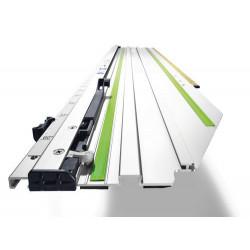Rail FESTOOL pour scie circulaire à capot basculant HKC55  Longueur coupe 420...