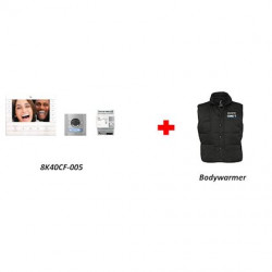 CAME FRANCE 8K40CF-005 - kit interphone vidéo Luxo