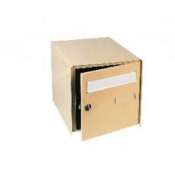 Boîte aux lettres DECAYEUX EXPERT BOX  Double face Beige 121625 NEUVE