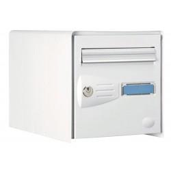 Boîte aux lettres DECAYEUX MASTER BOX  Double face Blanc 124683 NEUVE