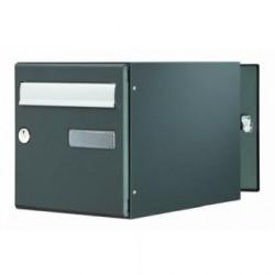 Boîte aux lettres DECAYEUX EXPERT BOX Double face Verte 121624 NEUVE