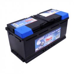Batterie 12V 110Ah 1000A STECOPOWER 496 NEUVE
