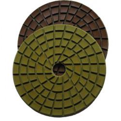Disque de ponçage à sec / eau  FLEX FEMA D 125 mm Grain 200 pour meuleuse...