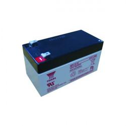 Batterie de secours YUASA NP1.2-12FR pour armoire JPM Traka 21 12 V 1.2 ah...