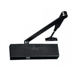 Ferme porte automatique GROOM Force 2 à 4 bras noir GR200115 NEUF