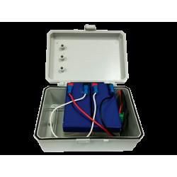 Kit batterie TS1.3-12 NOUVELLES FERMETURES Pro - Line 0245 pour moteur 24 VDC...