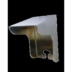 Capot  - Casquette de protection de clavier  inox  XPR  MC - MINI  pour...