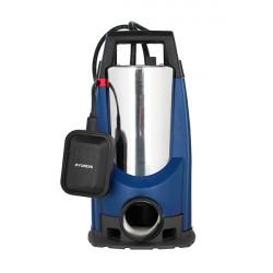 Pompe à eau électrique - Vide cave HYUNDAI 1100 W 19500 L /H  HFP 1100 NEUVE