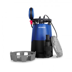 Pompe à eau électrique submersible HYUNDAI 750 W 17500 L /H  HFP 750 NEUVE