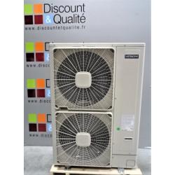 Unité extérieure climatisation HITACHI 22.4  kW Série IVX réversible Gainable...