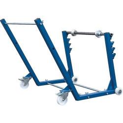 Dérouleur pour touret CABLE EQUIPEMENT 450 kg modèle chariot A008647 NEUF