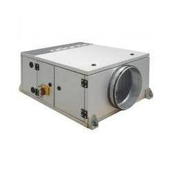 Caisson VMC simple flux ATLANTIC 1300 m3/H double peau pour...